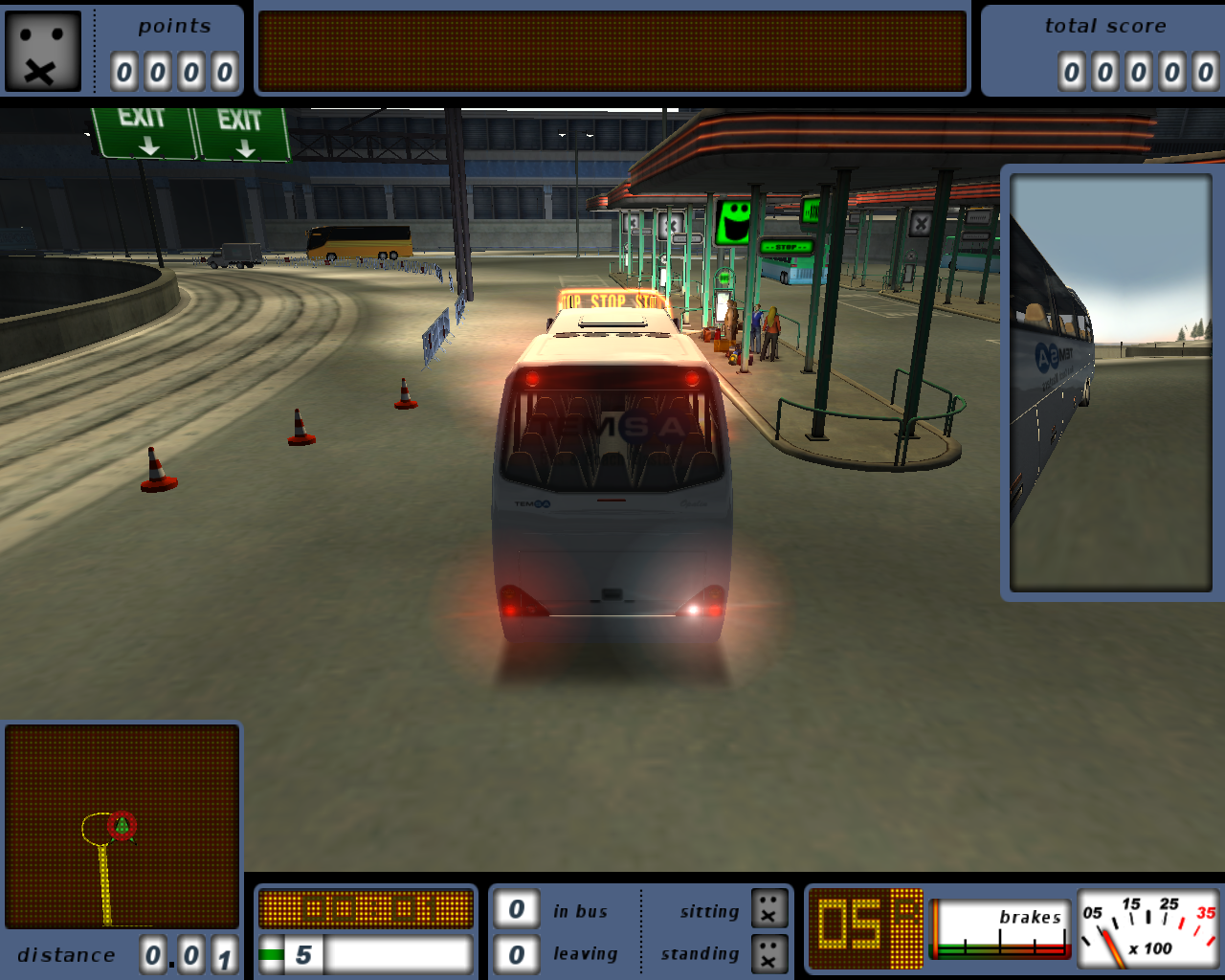 bus driver game free download full version
