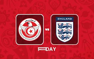 Tunisia vs England – Highlights & All Goals