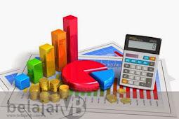 Tutorial Membuat Laporan Penjualan Tahunan Program Penjualan VB 6.0 - Part20