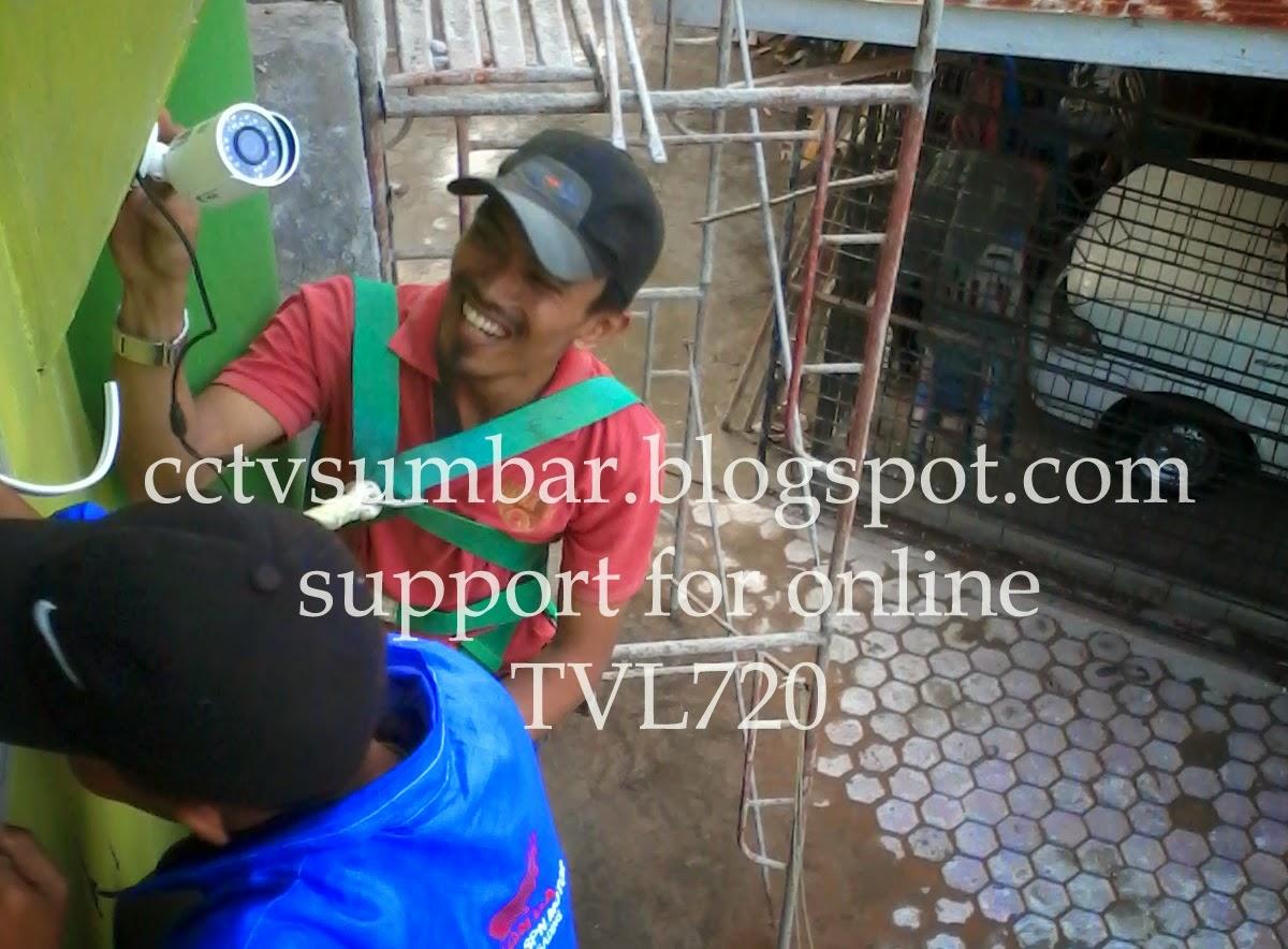 Dokumentasi Pemasangan pada MASJID AL MUNAWWARAH Siteba  Kota Padang