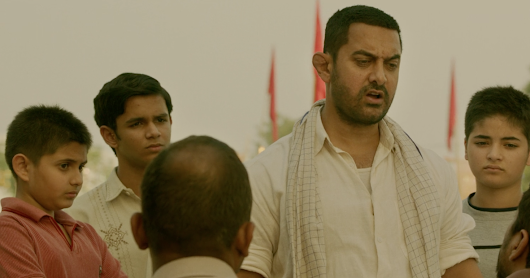 My take on Aamir Khan's Dangal