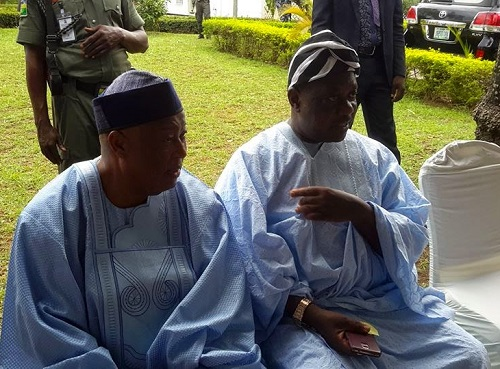 TOR TIV'S DEATH: GEMADE MOVES MOTION CO SPONSORED BY GEORGE AKUME INTHE SENATE