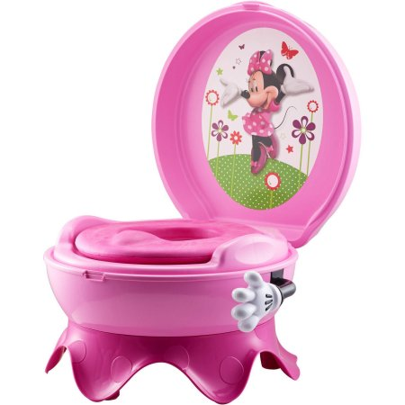 Minnie Mouse Toddler Potty