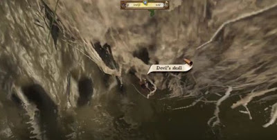Devil Skull, Location Guide, KC Deliverance