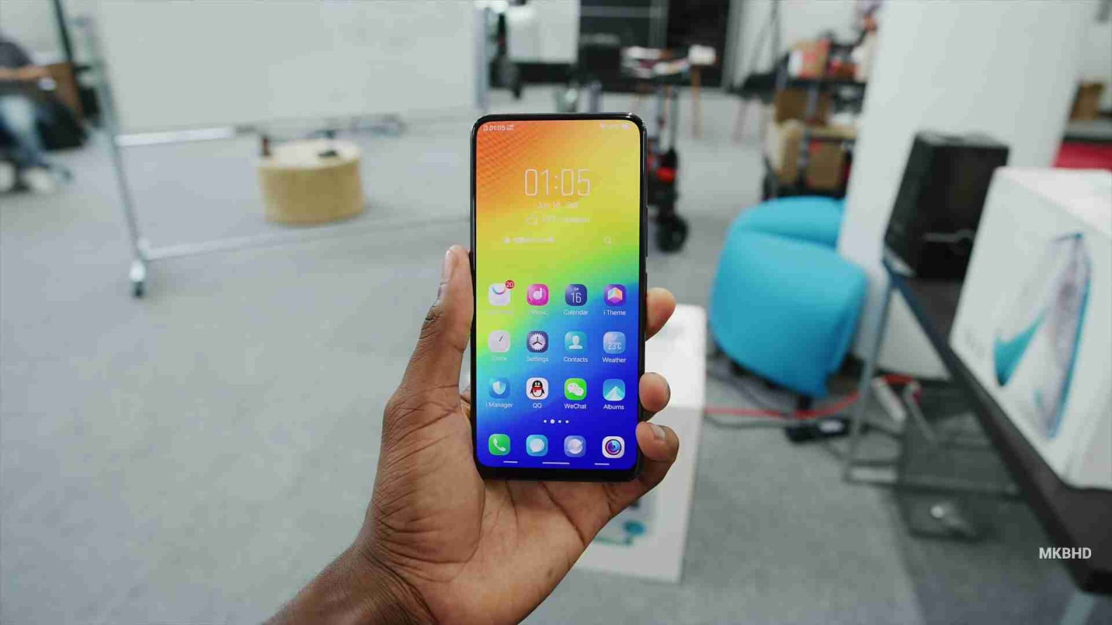 The Vivo Nex S Hands-On and First Look