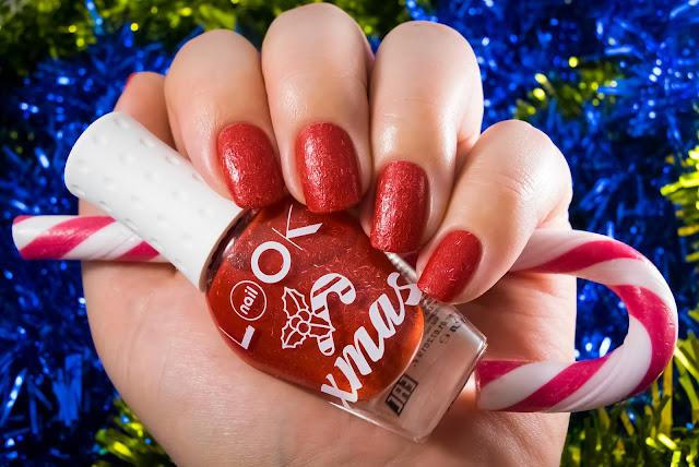 Naillook X-MAS collection 31472 Candy Cane