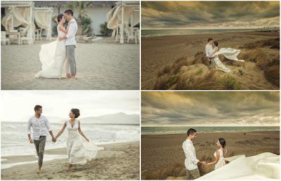 sposarsi al mare