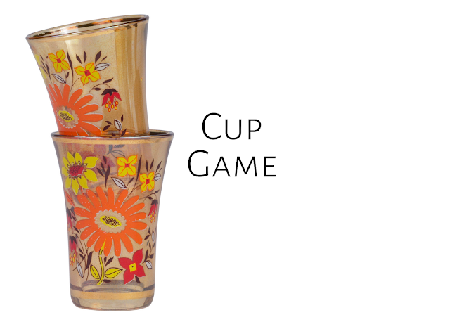 The cup game {A favorite for your music classroom}