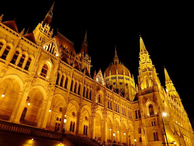 visita parlamento budapest