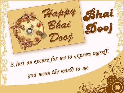 Happy Bhai Dooj Status