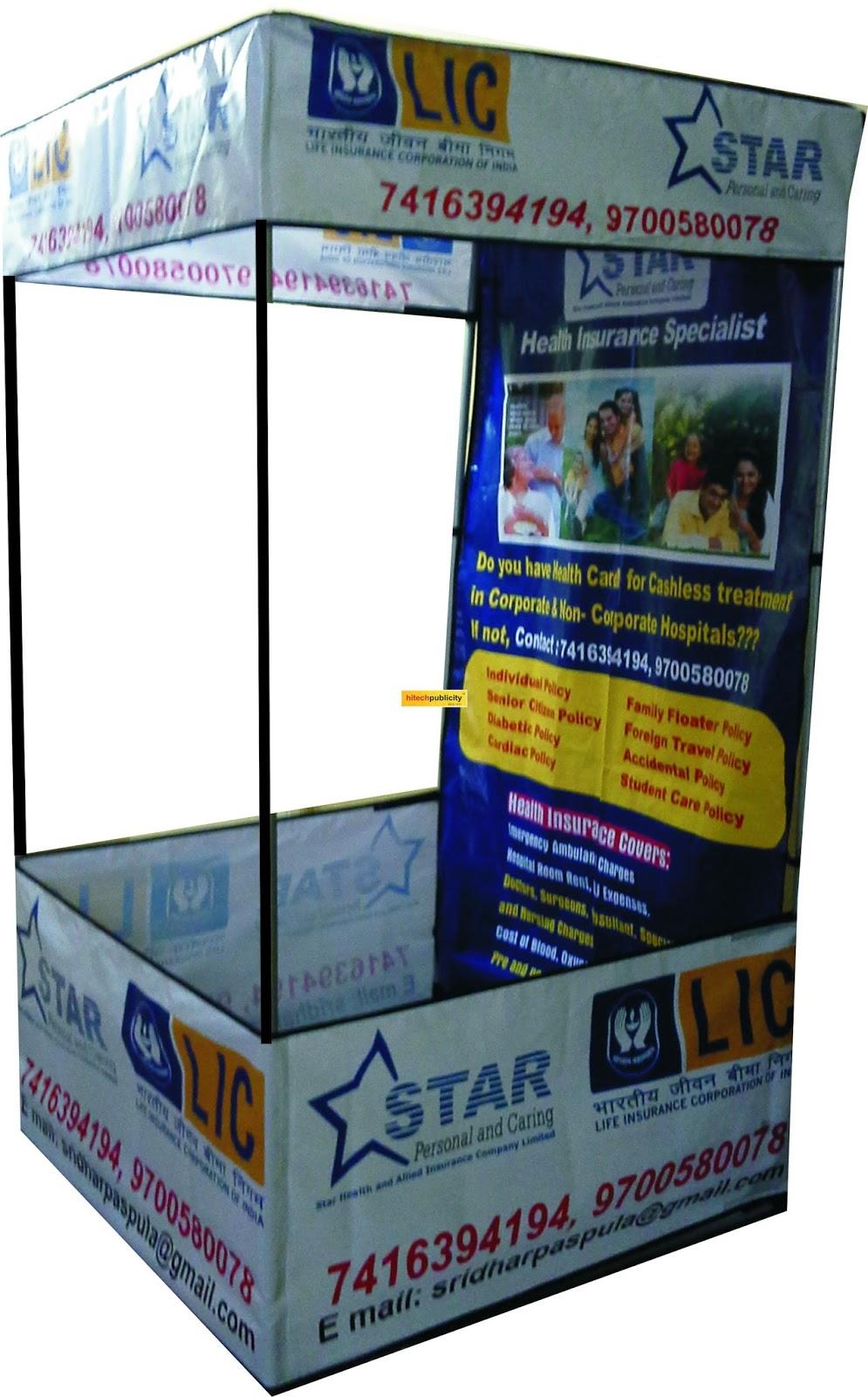 lic marketing tents suppliers lic marketing ideas: LIC Marketing