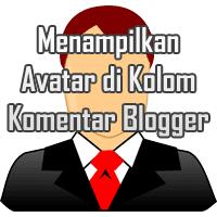 Avatar pada Komentar Blogger