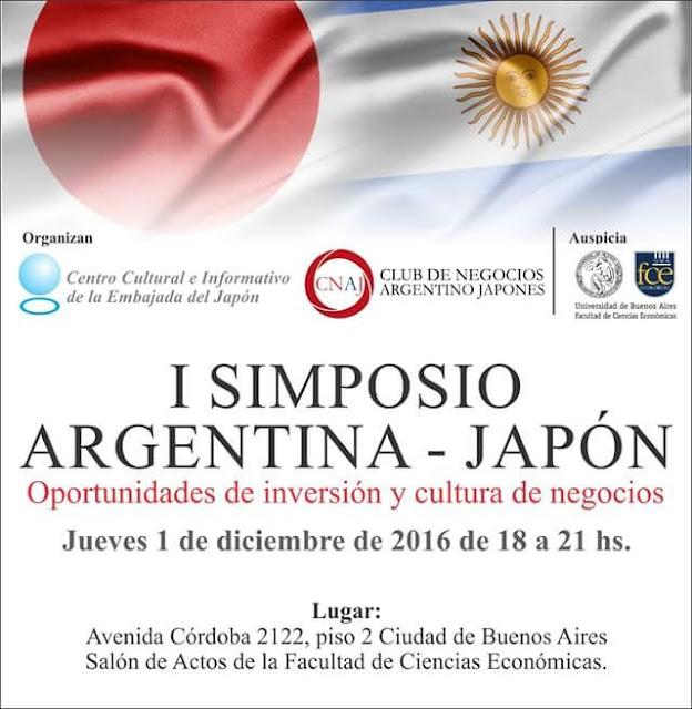 I Simposio Argentina – Japón