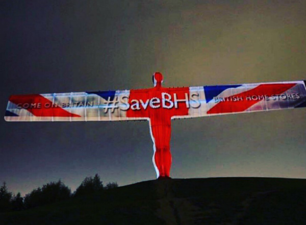 save bhs campaign angel of the north