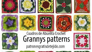 +20 Patrones de los mejores Grannys de la web / libro pdf