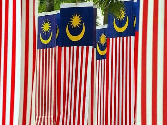 Bendera Malaysia yang Dikira Bendera AS Bersimbol ISIS