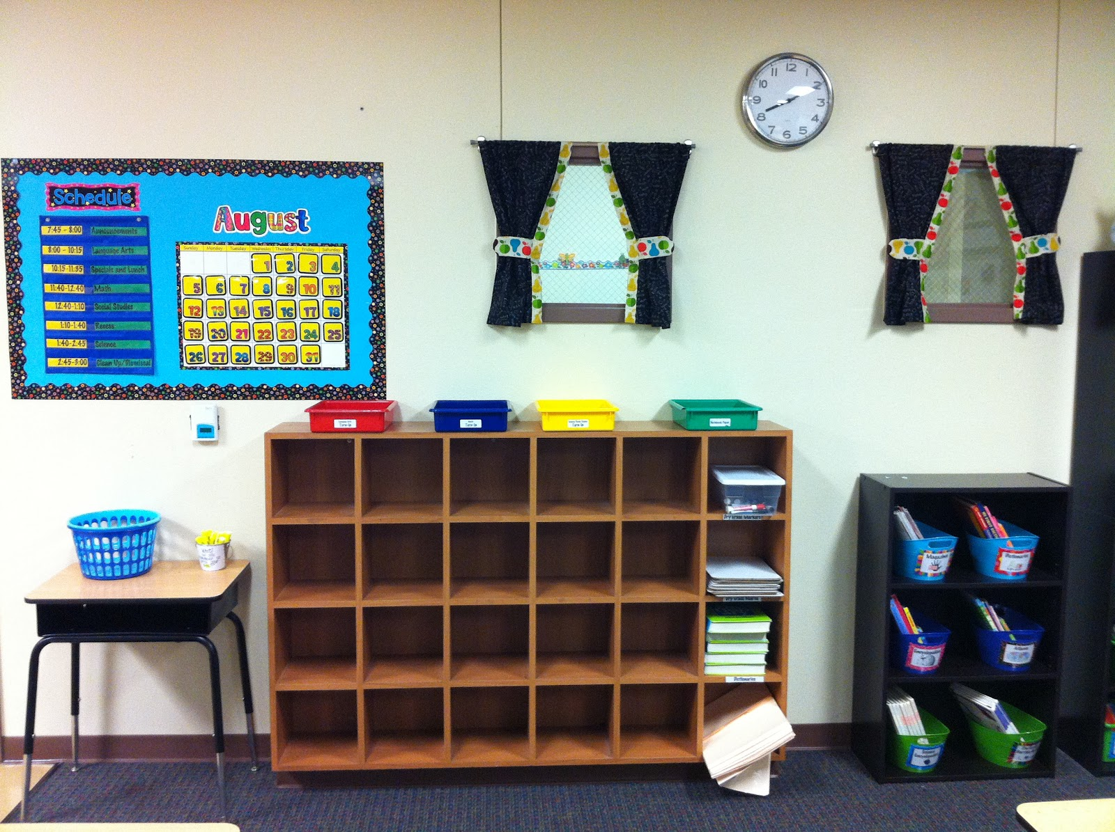 Spectacular 2nd Grade Classroom Setup Week Two And Three