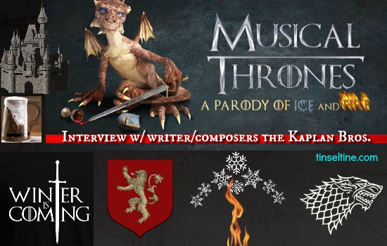 Musical Thrones A Parody of Ice and Fire Tour