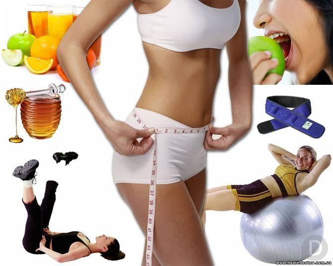 как настроить свой организм на похудение