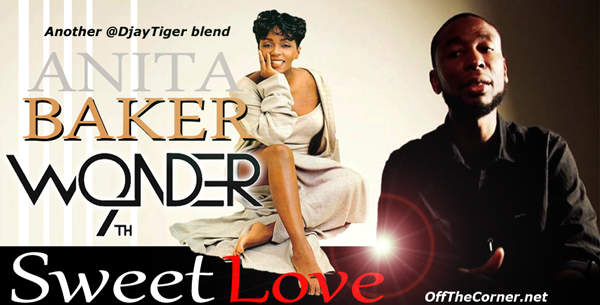 ANITA BAKER AND 9TH WONDER - SWEET LOVE
