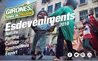 Més de 70 esdeveniments d'interès posicionen la comarca del Gironès com a destinació de turisme familiar.