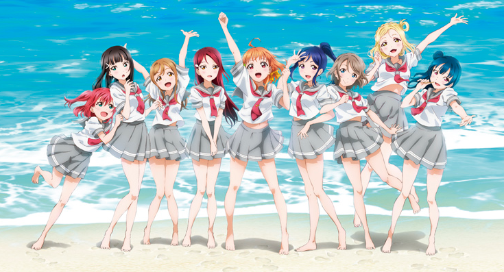 LOVE LIVE! SCHOOL IDOL PROJECTSUNSHINE!! OPENING Y ENDING