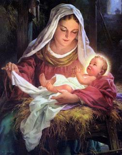El Nacimiento del Niño Jesús