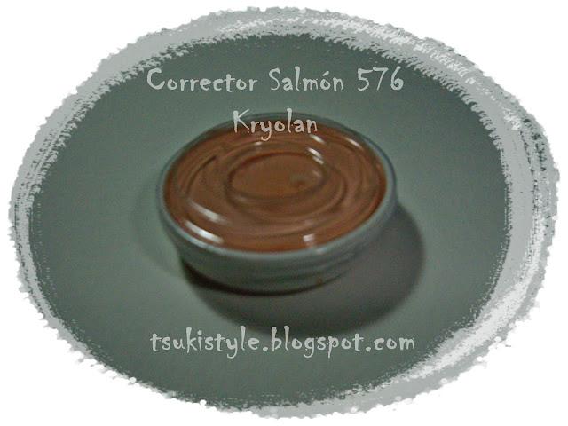 salmon 576 kryolan