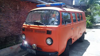 Bursa Mobil Klasik : Dijual VW Kombi Brasil Alias Kombras 81 - SOLO