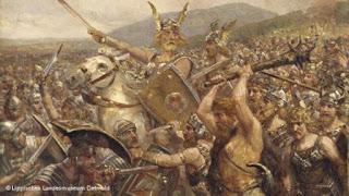 Barbaros: Las Tribus Germánicas