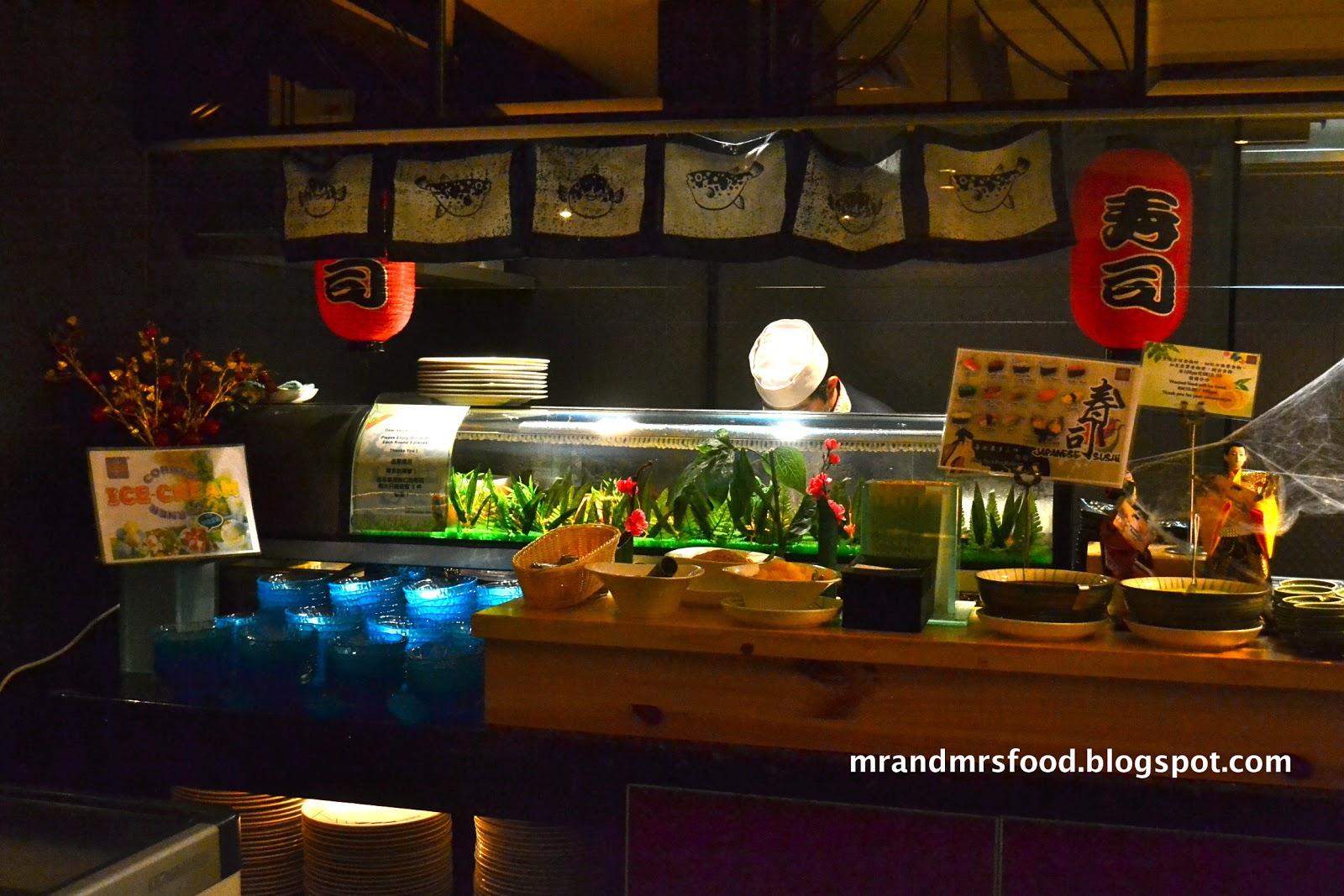 Food Archeologists: CEO Karaoke Box @ Fahrenheit 88