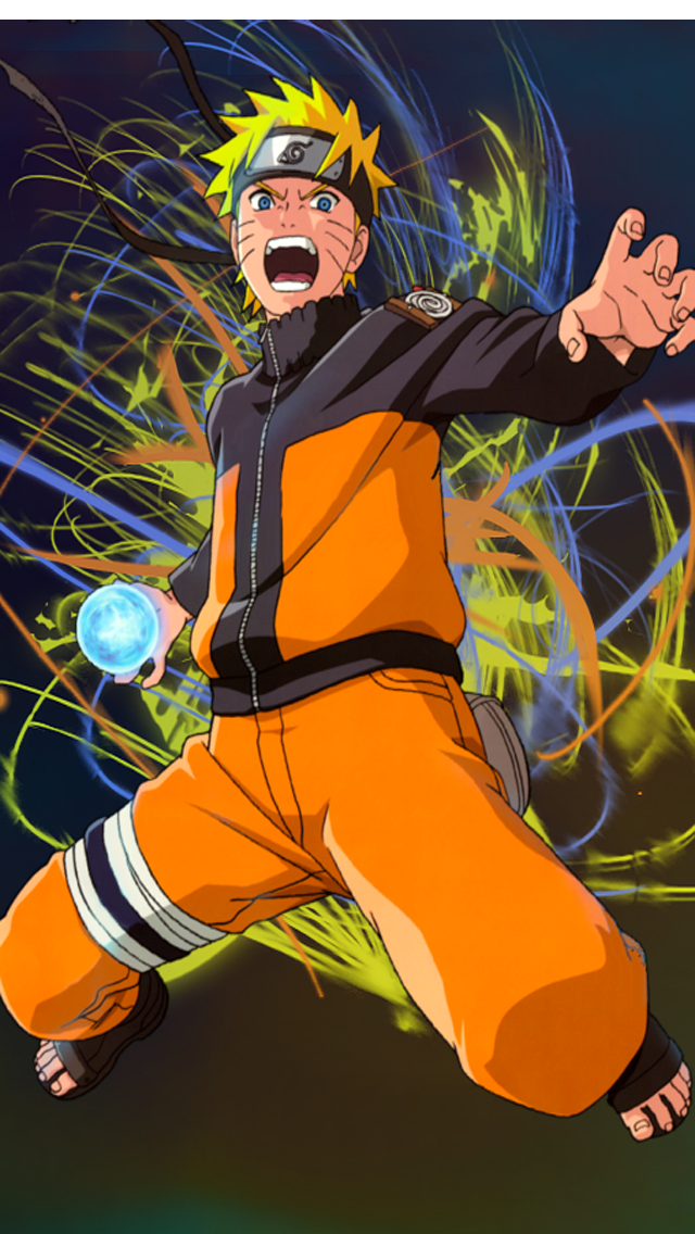 Free Download Naruto HD Wallpapers for iPhone 5 and iPod ...