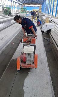 PT BAGJA PUTRA KARYA Project Cutting Beton Wika Beton 10