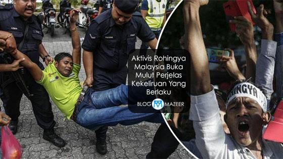 Aktivis Rohingya Malaysia Buka Mulut Perjelas Kekeliruan Yang Berlaku