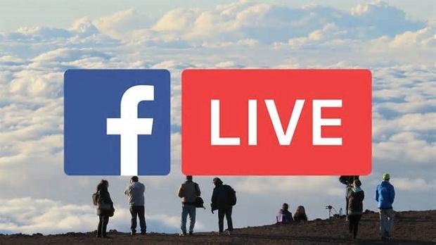 فيسبوك ترفع من فترة البث المباشر إلى أربع ساعات متواصلة