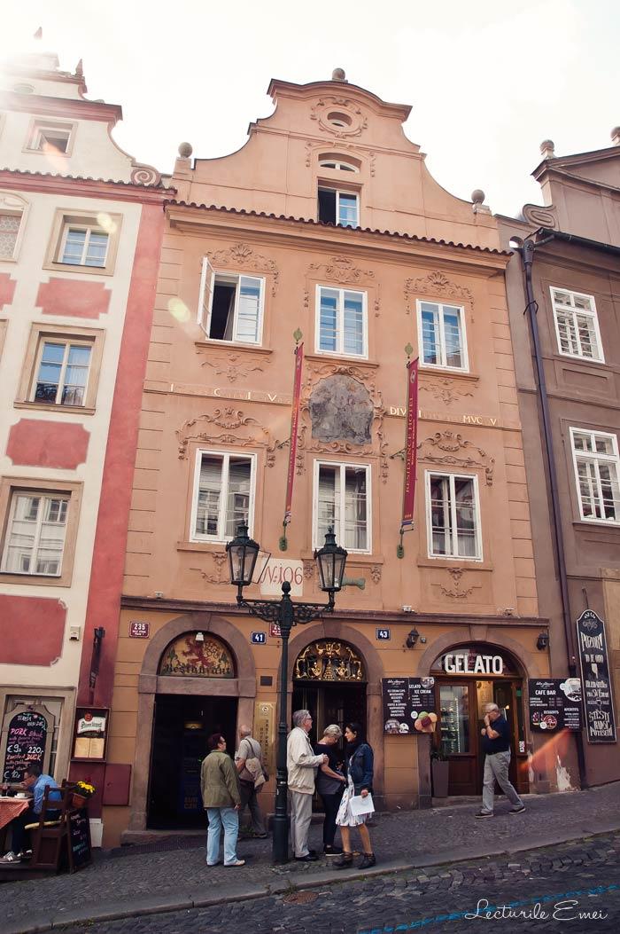 Casa Jan Neruda Praga