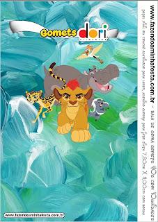 La Guarida del León: Etiquetas para Candy Bar para Imprimir Gratis.