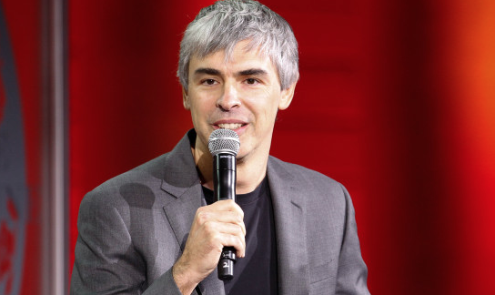 Where in the World Is Google's Larry Page?