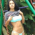 Andrea Rincon, Selena Spice Galeria 26 : Polo Gris – My Biggest Fan.. a Chicken Foto 47