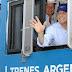 MACRI LLEGA ESTE MIÉRCOLES AL CHACO. VISITARÁ OBRAS FERROVIARIAS EN CHARATA