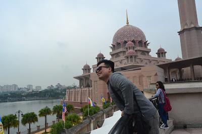 Putra Jaya Kuala Lumpur Tukang Jalan Jajan