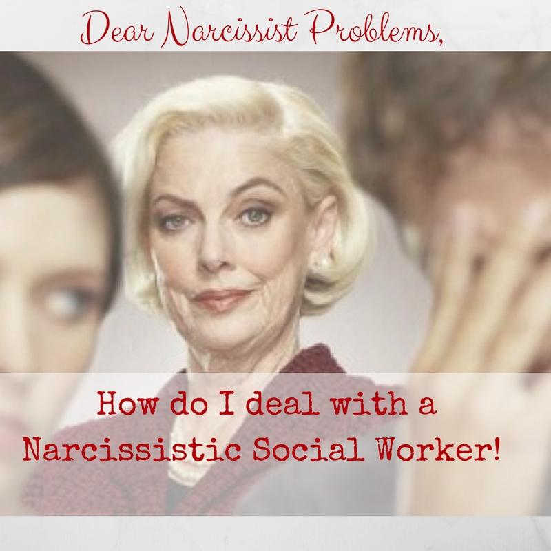 Narcissist Problems: narcissist
