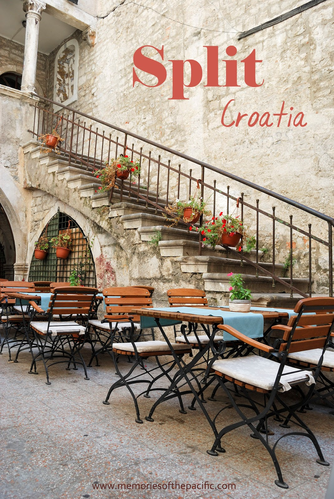split croatia europe dalmatia adriatic cruise beautiful restaurant pinterest