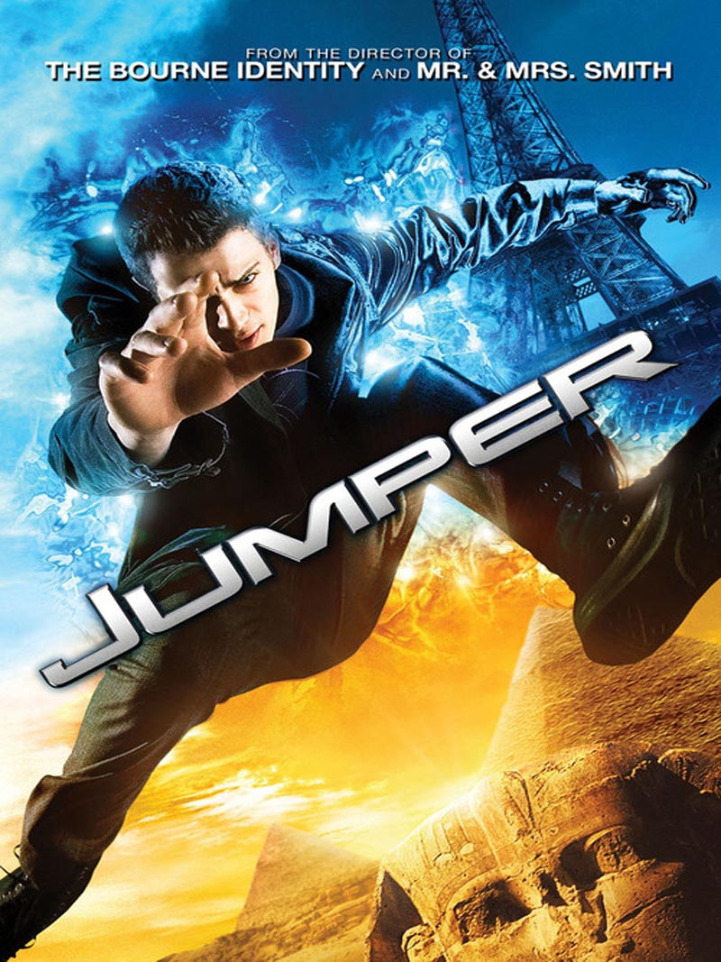 Atlayıcı: Jumper (2008) Film indir