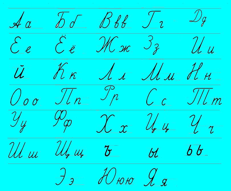 картинки алфавит прописной стен тканью для