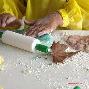 modelamos: receta pasta de sal