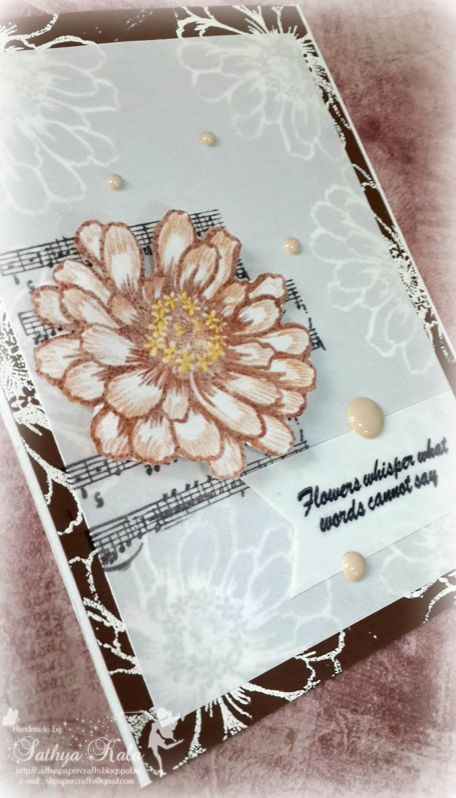 Vellum Paper Crafts