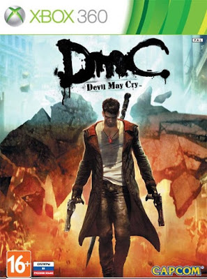 یاری بۆ ئێكس بۆكس DMC DEVIL MAY CRY 5 xbox 360 torrent