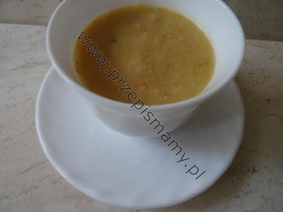 Zupa krem z grochu