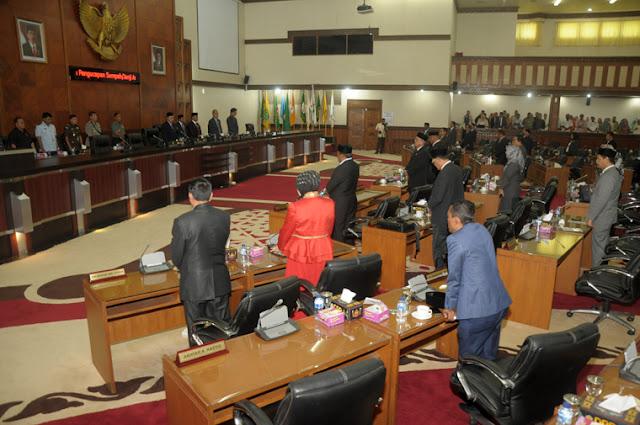 DPR Aceh Batalkan Raqan JKRA Dalam Prolega 2016